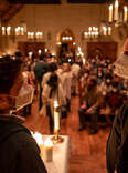 midnight mass behind the scenes, Cinematographer MICHAEL FIMOGNARI and Director/Producer MIKE FLANAGAN