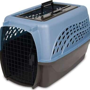 Petmate Two-Door Pet Kennel