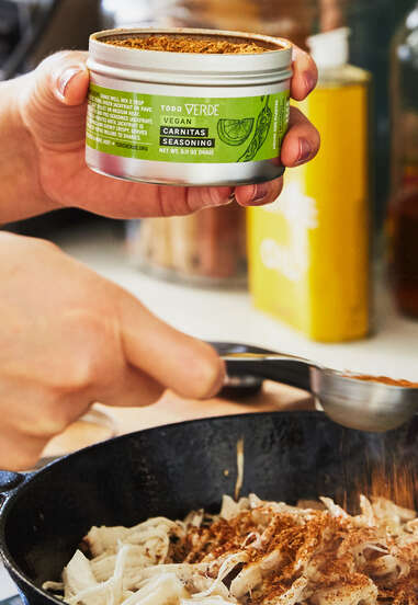 Todo Verde vegan carnitas seasoning