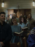 midnight mass, hamish linklater as father paul