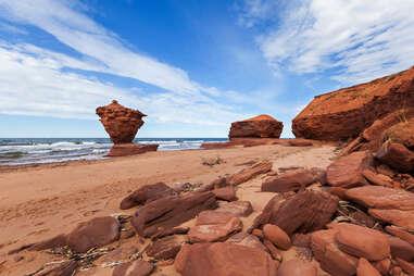 rocks of thunder cove