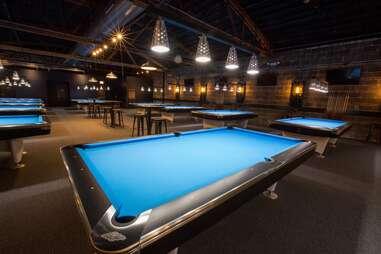 Surge Billiards - Albany Park