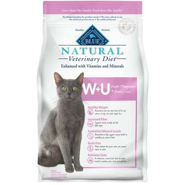 Blue Buffalo Natural Veterinary Diet Weight Management Grain-Free Dry Food
