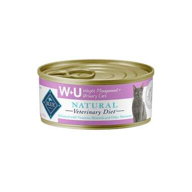 Blue Buffalo Natural Veterinary Diet Weight Management Grain-Free Canned Food