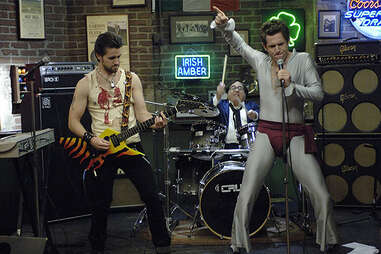 it's always sunny in philadelphia, dennis mac and frank band
