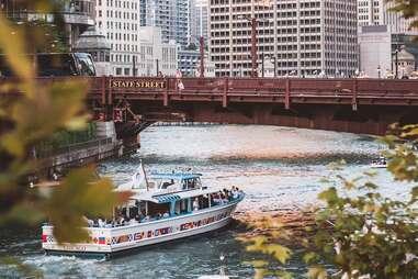 Mercury, Chicago's Skyline Cruiseline