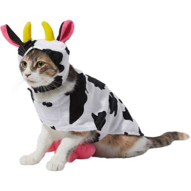 Frisco Happy Cow Cat Costume