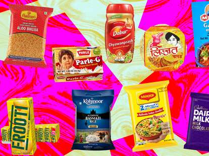indian grocery store snacks