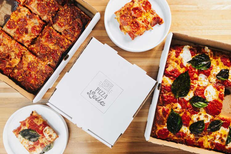 Pizza Leila