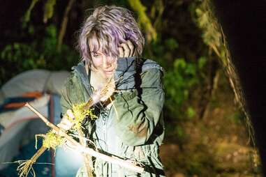 valorie curry in blair witch, blair witch remake