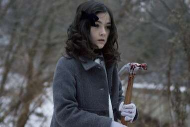 isabelle fuhrman in the orphan, esther the orphan scary