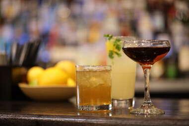 Grange Hall Cocktails