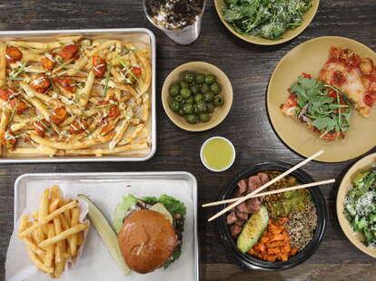 Grange Hall Food Array