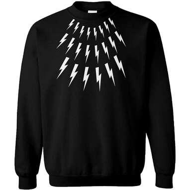 David Rose Sweater Crewneck Sweatshirt