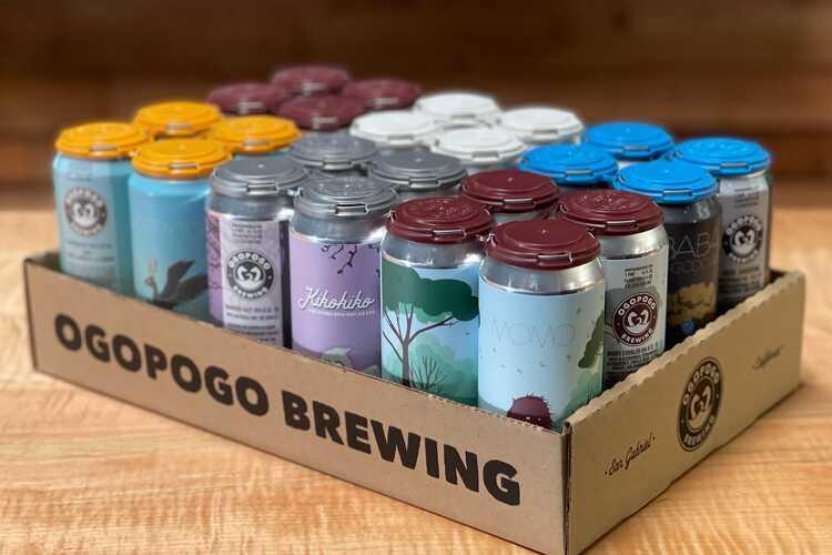 Ogopogo Brewing