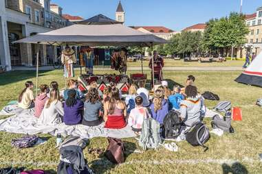 TCU – Texas Christian University