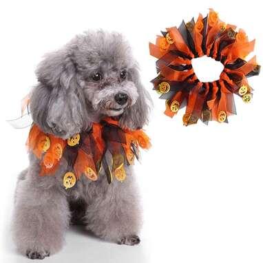 Yunison Fancy Halloween Pet Collar