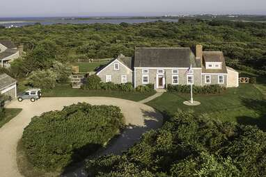Cape Cod compound with ocean views