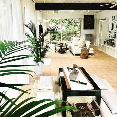 Mid-century Zen retreat