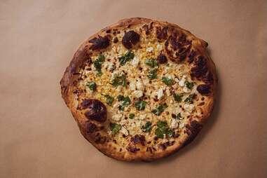 Hot Daisy Pizza