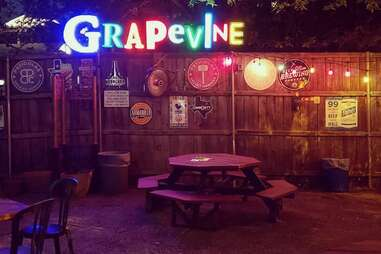 The Grapevine Bar