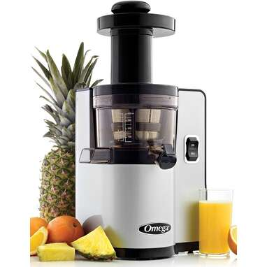 Omega Vertical Slow Masticating Juice Extractor