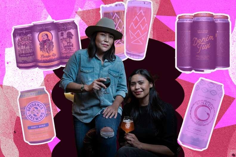 Native American breweries