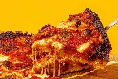 Pequod's Pizza Chicago