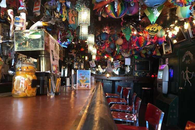 The Cubbyhole Bar
