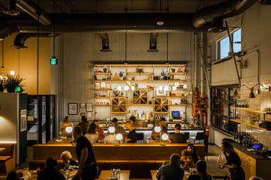 The Greenwich bar