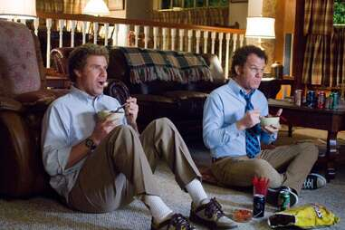 will ferrell and john c. reilly in step brothers