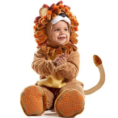 Spooktacular Creations Deluxe Baby Lion Costume Set