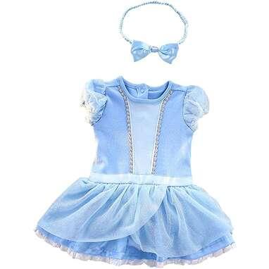 Lito Angels Baby Girls Princess Costume