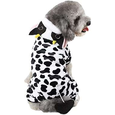 Coppthinktu Dog Cow Costume