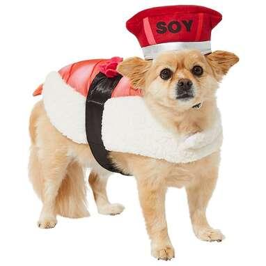 FRISCO Sushi Dog & Cat Costume