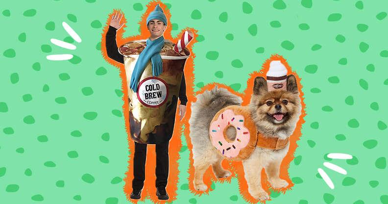 Matching Dog Halloween Costumes