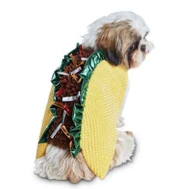 Bootique Tasty Taco Pet Costume