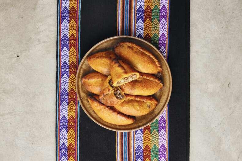 Bolivian empanadas