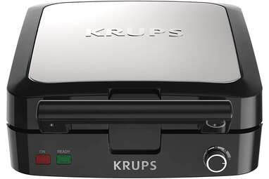 Krups waffle maker