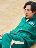 gi-hun squid game, Lee Jung-jae in squid game