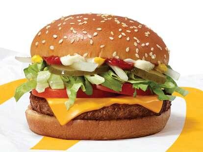 mcdonald's mcplant burger locations