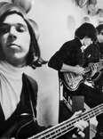 the velvet underground, john cale, sterling morrison, lou reed at the factory
