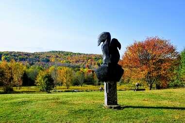Griffis Sculpture Park & The Essex Arts Center