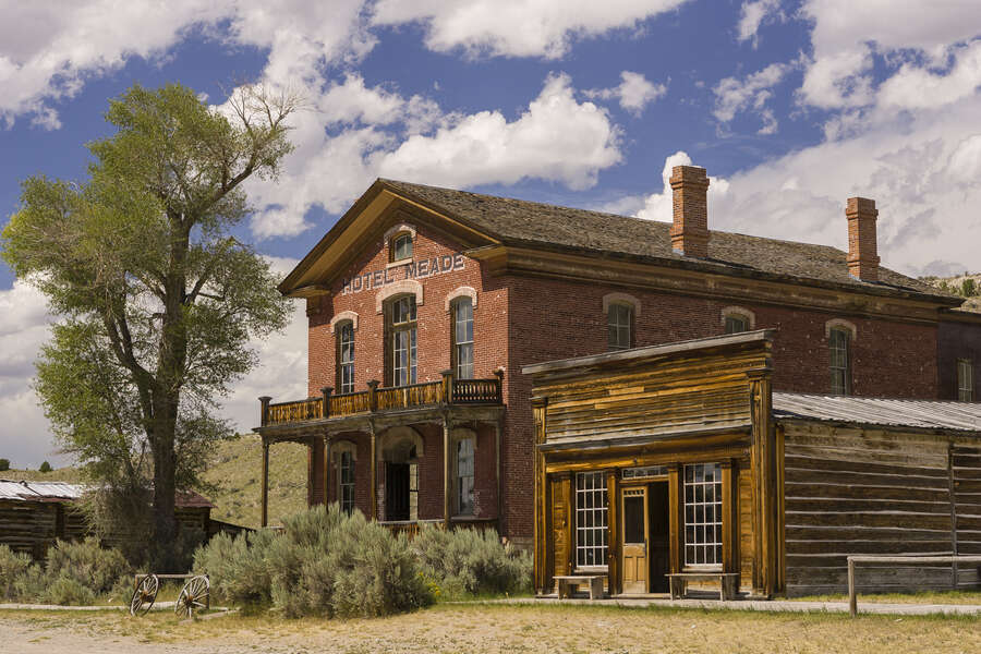 You Can Ghost Hunt in Over 60 Haunted Buildings at this State Park
