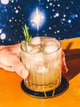 Rosemary Juniper Collins cocktail