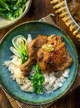 Heritage Kitchen chicken adobo