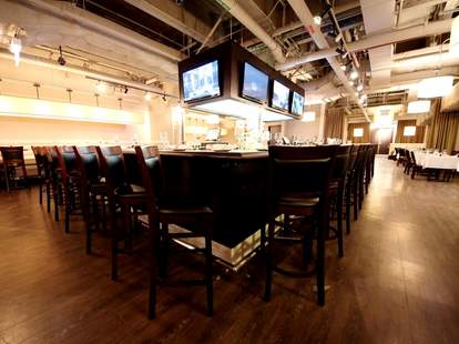 Interior at Ovier Bar & Grille
