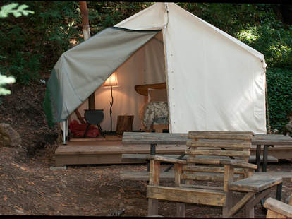 Fernwood Resort-Camping Tent-San Francisco
