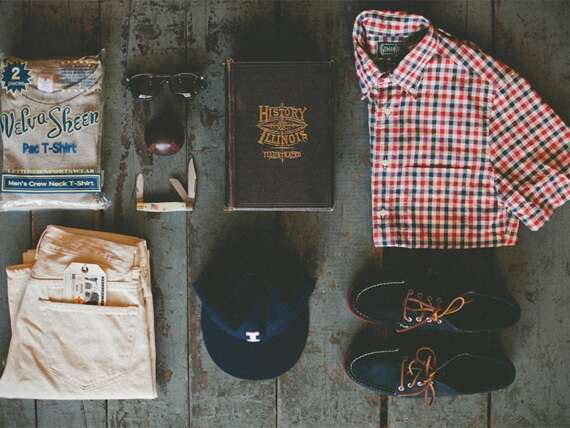 American-made gear, one-day only