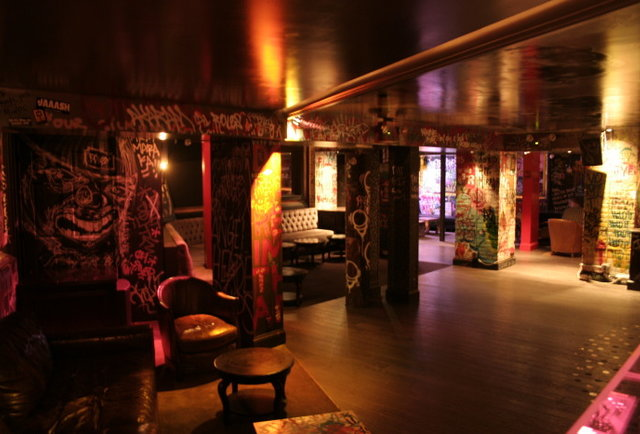 Meatpacking\'s newest dive club